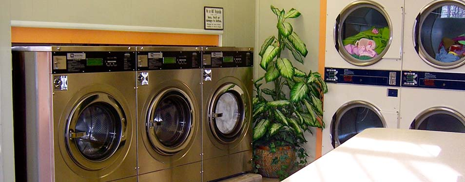 Coin Laundromat Services with Kelchner - Kutztown, Topton